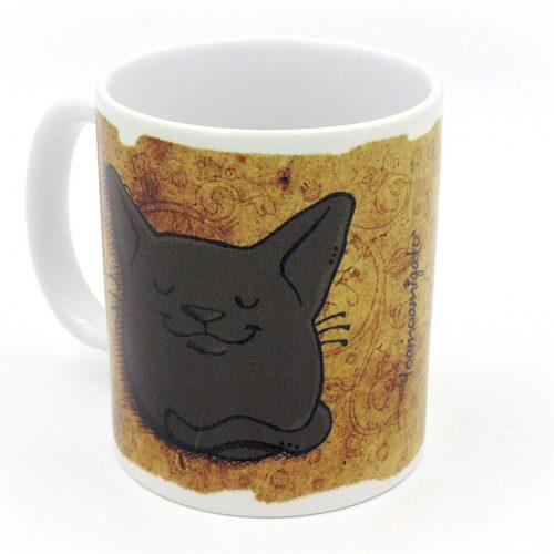tazon gato bombo